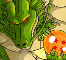 The Dragonball Sticker