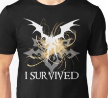 I Survived the Calamity Version 1 Unisex T-Shirt