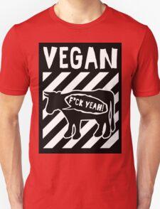 Vegan - Talking Cow T-Shirt