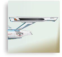 License to Trek Canvas Print