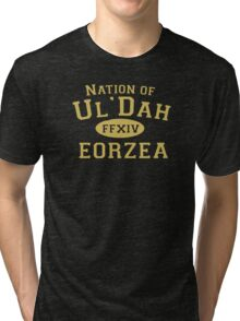 Nation of Ul'Dah Tri-blend T-Shirt