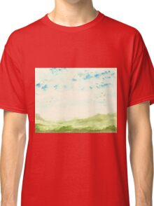 Hills and Valleys Classic T-Shirt