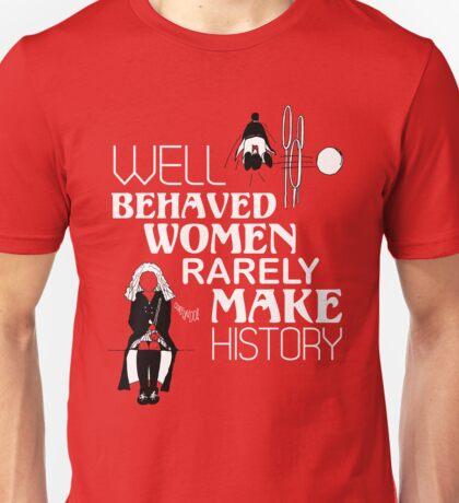 Hermione's Misbehaviour Unisex T-Shirt