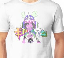 Gitaroo Man U 1 v2 Unisex T-Shirt