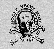 """Uncharted """"Hodie Mecvm Eris In Paradiso"""" Unisex T-Shirt"""