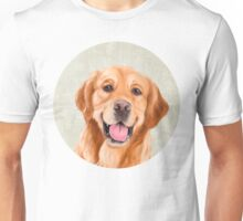 Mr Golden Retriever Unisex T-Shirt