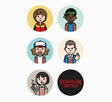Stranger Things Characters Unisex T-Shirt