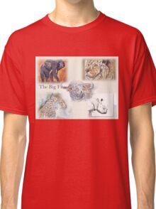 The Big Five Classic T-Shirt