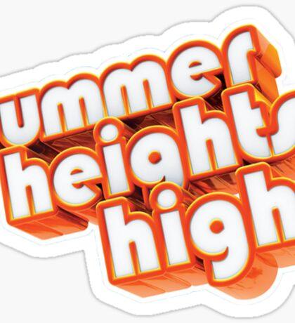 Summer Heights High  Sticker