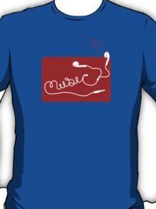 Music Earbuds T-Shirt