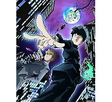 Poster Oficial Mob Psycho 100 Photographic Print