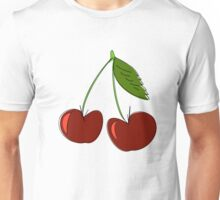 Cherries Unisex T-Shirt