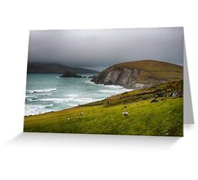 Dingle Peninsula Kerry Greeting Card