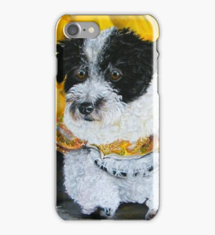 Au carnaval de Venise iPhone Case/Skin