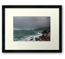 Dingle Peninsula Kerry Framed Print