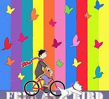 Free as a bird by garryfloyd