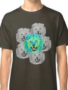 Lion / Löwe version 3 Classic T-Shirt