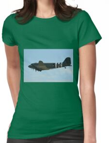 BBMF Dakota III(ZA947) Womens Fitted T-Shirt