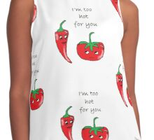 Too hot Contrast Tank