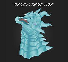 Blue Dragon by awesomegerog