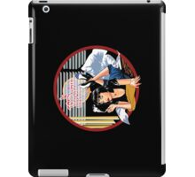 Pulp Fiction - Blue Mia@Jack Rabbits Variant iPad Case/Skin