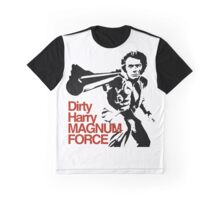 Dirty harry - Magnum Force Graphic T-Shirt