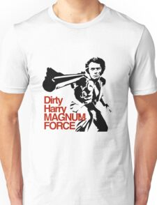 Dirty harry - Magnum Force Unisex T-Shirt