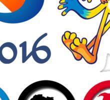 olympics rio 2016 Sticker