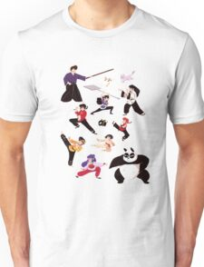 Martial Arts Unisex T-Shirt