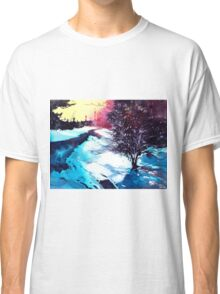 Icy Morning Classic T-Shirt