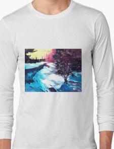 Icy Morning Long Sleeve T-Shirt