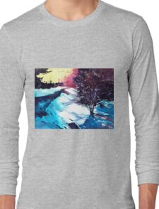 Icy Morning Long Sleeve T-Shirt