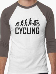 Biking Evolution Men's Baseball ¾ T-Shirt