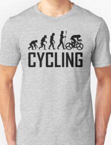 Biking Evolution Unisex T-Shirt