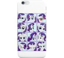 Mirror Pool of Pony - Rarity iPhone Case/Skin