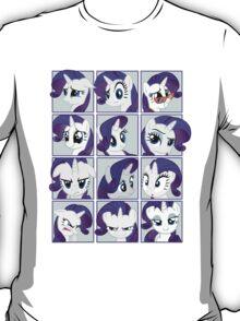 Mirror Pool of Pony - Rarity T-Shirt