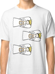 3 little angels (lyre) Classic T-Shirt