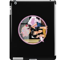 Pulp Fiction - Pink Mia@Jack Rabbits Variant iPad Case/Skin