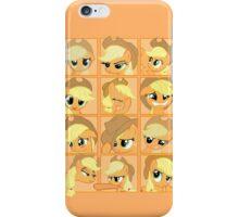 Mirror Pool of Pony - Applejack iPhone Case/Skin