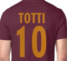 Totti 10 Unisex T-Shirt