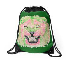 Lion / Löwe version 8 Drawstring Bag