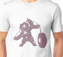 Smoky Silhouette Unisex T-Shirt