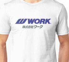 Work Wheels - JDM Unisex T-Shirt