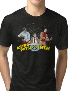 AstrophysiX-Men v2 Tri-blend T-Shirt