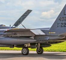 F-15E Strike Eagle 97-0221/LN Sticker