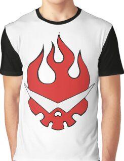 Simon Lagann Symbol Anime Manga Shirt Graphic T-Shirt