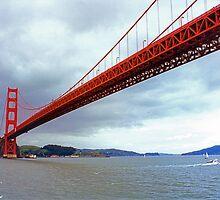 Golden Gate by Tom Gomez