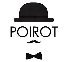 Poirot Photographic Print