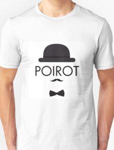 Poirot Unisex T-Shirt