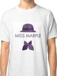 Miss Marple Classic T-Shirt